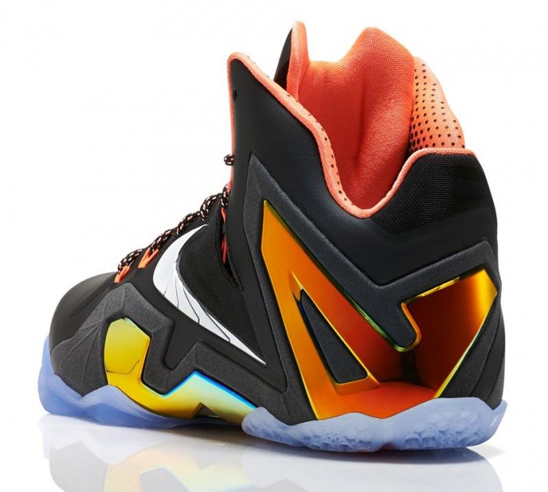 Nike Lebron 11 Elite Gold