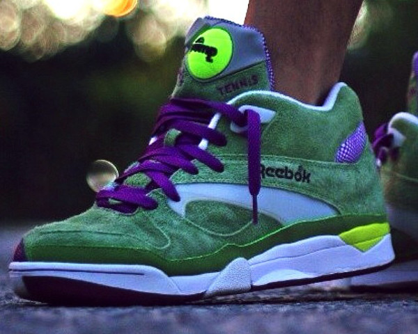 Reebok Pump Court Victory x Packer Shoes Wimbledon - Xananabanana-1