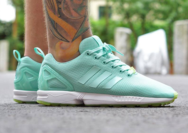 Adidas Flux Turquoise