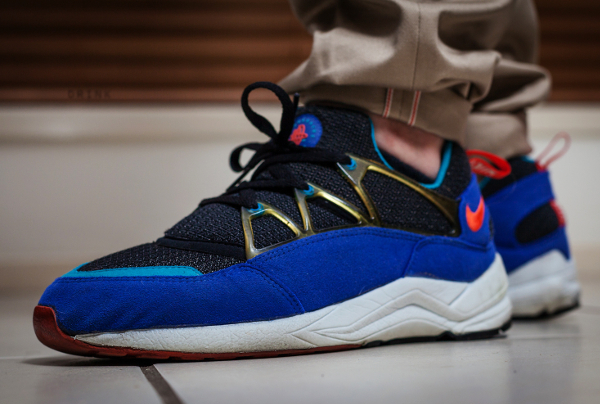 nike air huarache light bleu