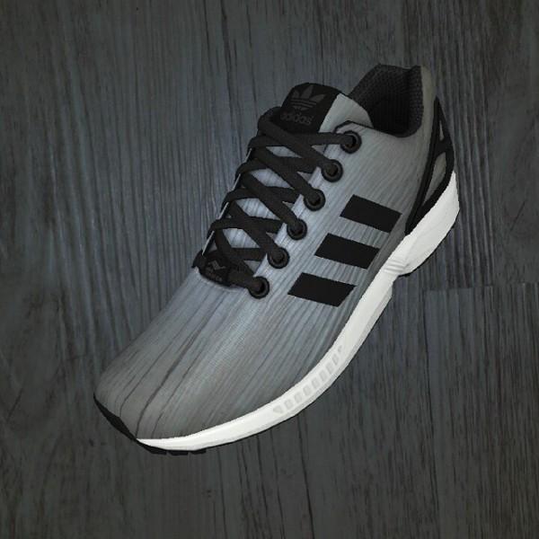 Adidas Mi ZX Flux - Funkyeyez27-1