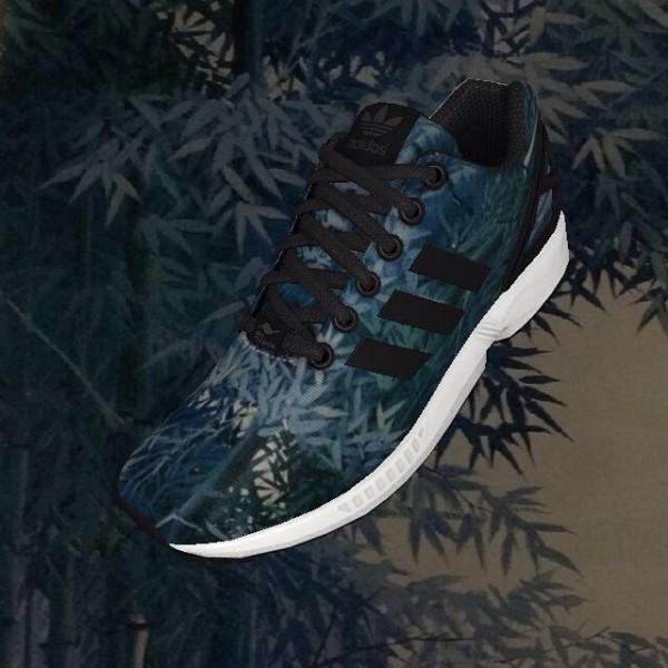Adidas Mi ZX Flux - Limin222