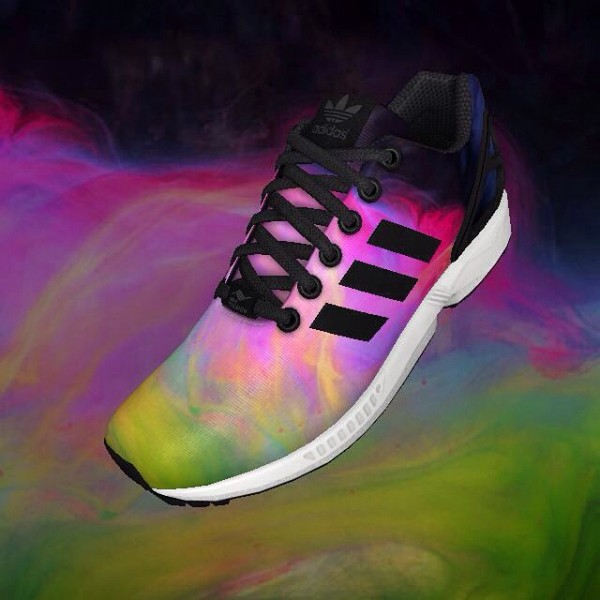 Adidas Mi ZX Flux Nebula - Nicolenoack
