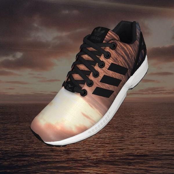 Adidas Mi ZX Flux - Thetrillhuffington
