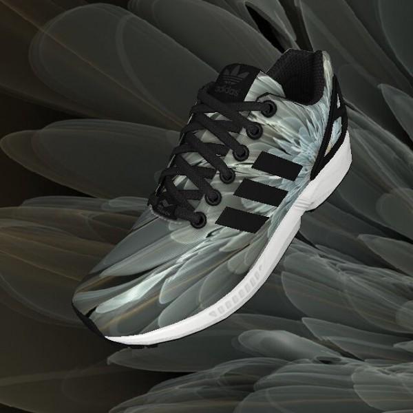 Adidas Mi ZX Flux - Yamaki_tan-1