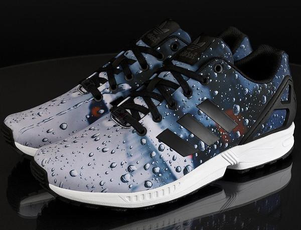 La Adidas #MiZXFlux : 65 puissants modèles