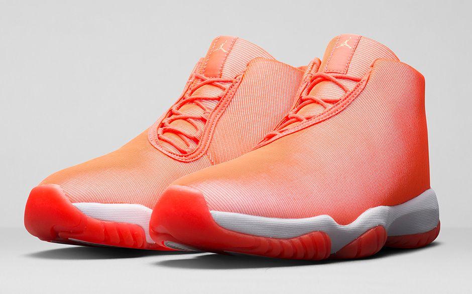 O 249 Acheter La Air Jordan Future Infrared 23 Orange