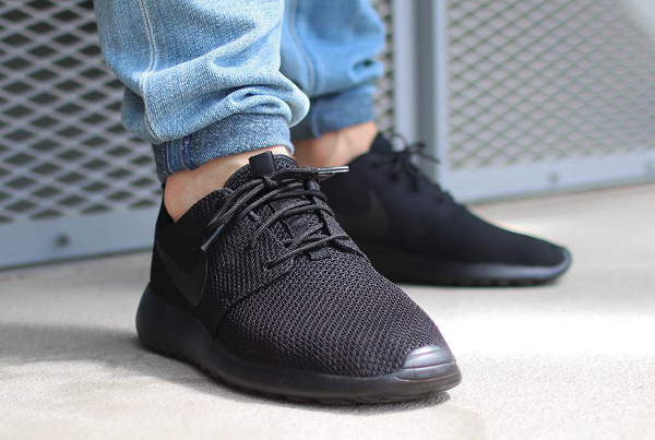 Nike Roshe One Black (noir) (1)