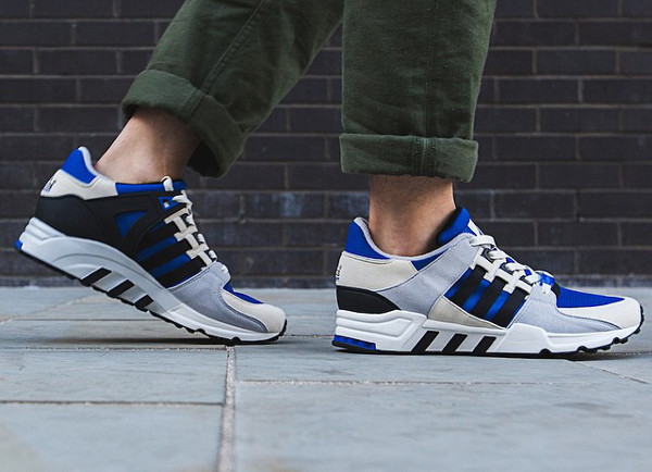 Adidas Eqt Running Support 93 Blue