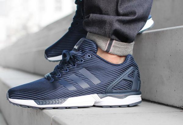 acheter adidas zx flux bleu