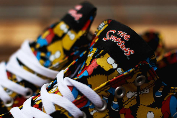 Converse All Star Ox 'Bart Simpson'