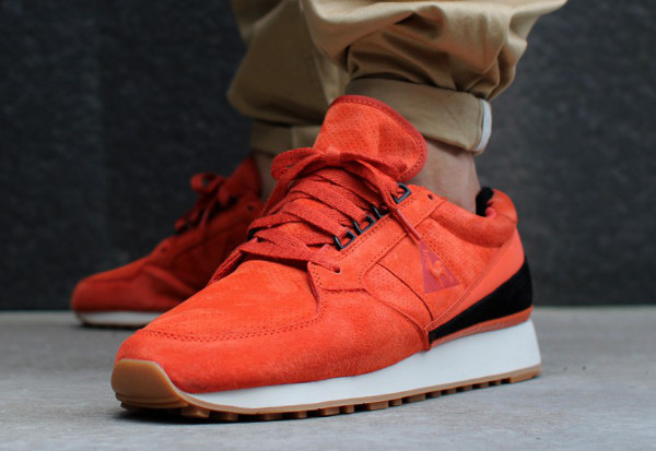 Le Coq Sportif Orange