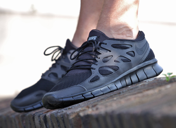 retro nike myspace layouts - O�� acheter la Nike Free Run 2 'Triple Black' 3M ?