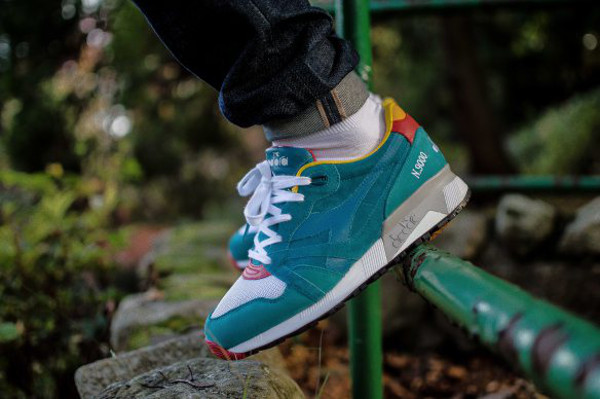 Diadora N.9000 x Hanon Shop The Saturday Special « Transit II » post image
