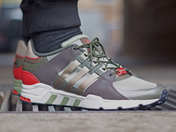 Up Close And Personal With The Limited adidas EQT ADV 91 16 Art