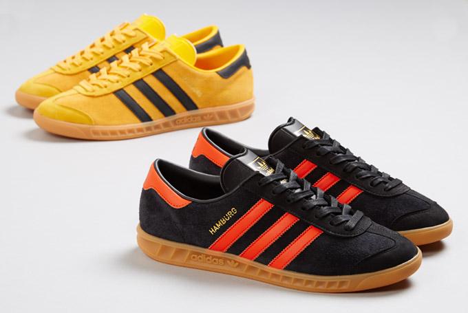 Adidas Originals Hamburg Kopenhagen & Brussels post image