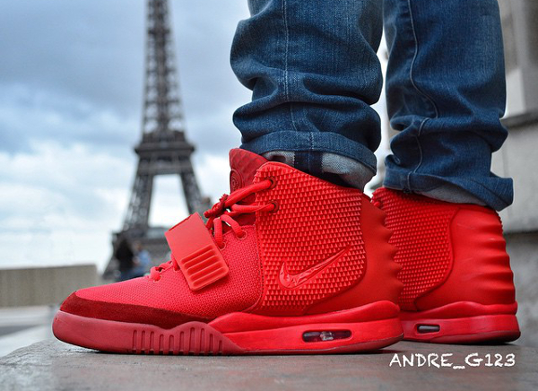 brand new 30789 849df ... air nike yeezy 2 yeezy 2 red october ...