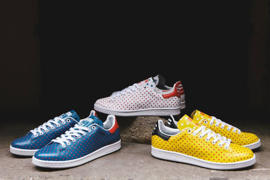 énorme réduction 85a2c 0365c Stan Smith X Pharrell Williams ChaussureAdidasonlineoutlet.fr