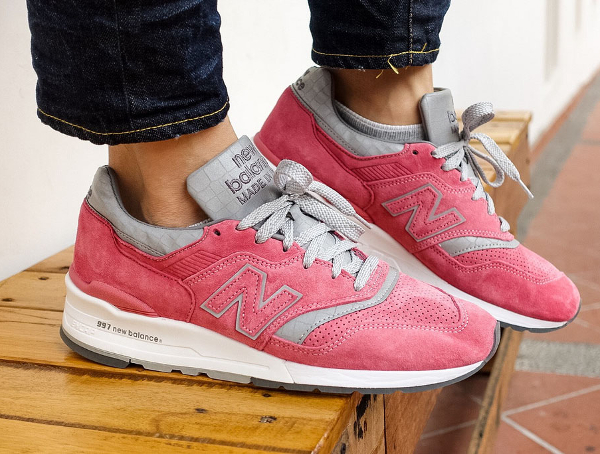 new balance m997 concepts rose