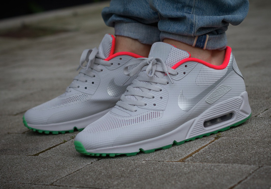 nike air max 90 blanche hyperfuse
