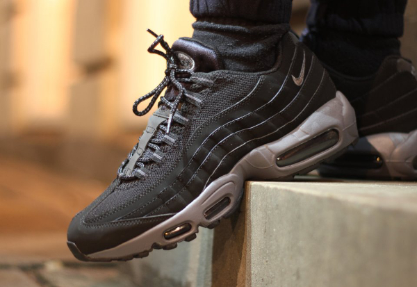 Nike Air Max 95 Black Grey