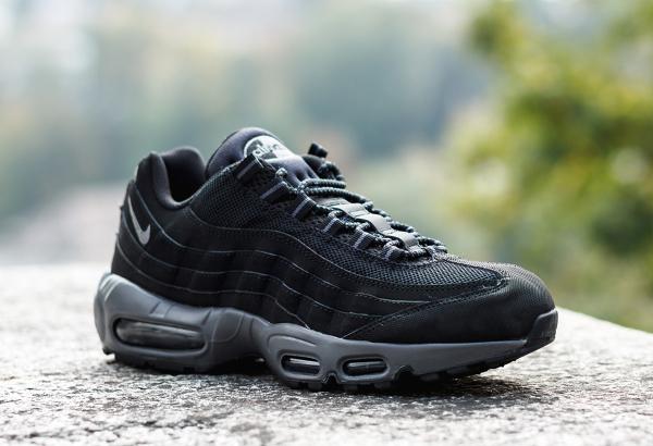 air max 95 dark grey