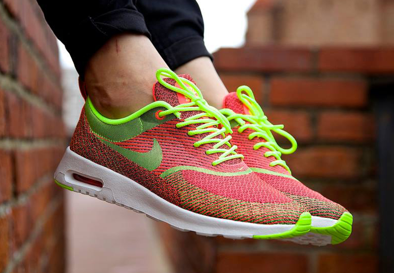 nike air max thea cement flyknit