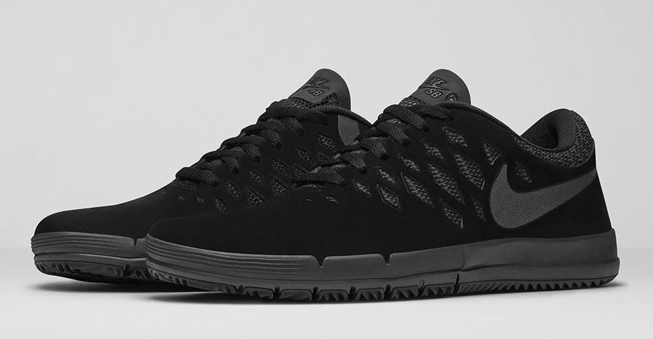 Nike Free SB PRM (BlackBlack-Anthracite)