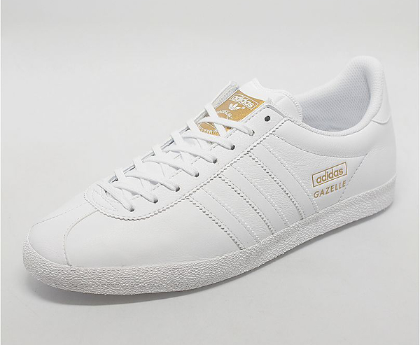 adidas gazelle blanche homme chaussures de. Black Bedroom Furniture Sets. Home Design Ideas