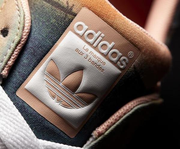 Adidas Superstar coucher de soleil (femme) (5)