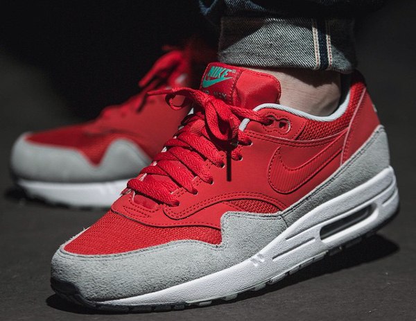 Nike Air Max 1 Essential Rouge Homme