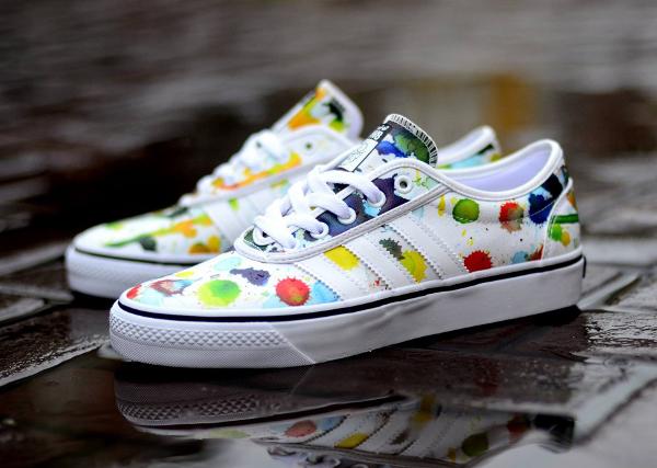 Tâche Chaussures Vans Chaussures De Peinture 9IWE2YDH