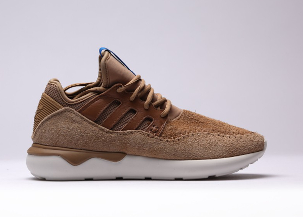 Adidas Tubular Moc Runner Beige Sneakers