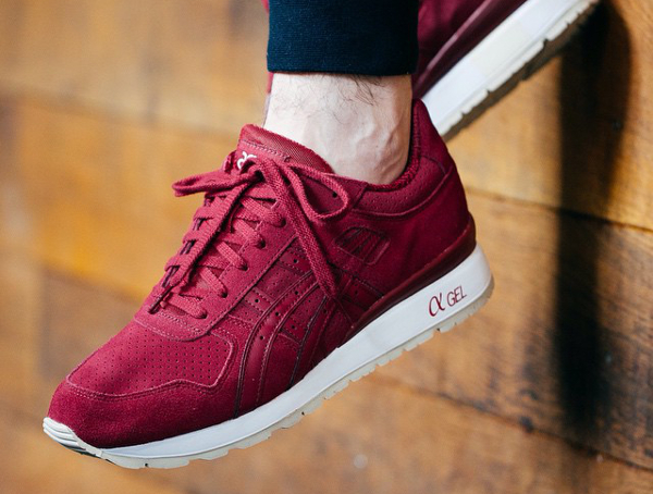 Asics Gel Lyte 5 Bordeaux