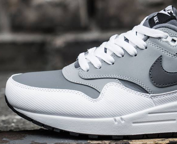 Nike Air Max 1 Leather 'Cool Grey'