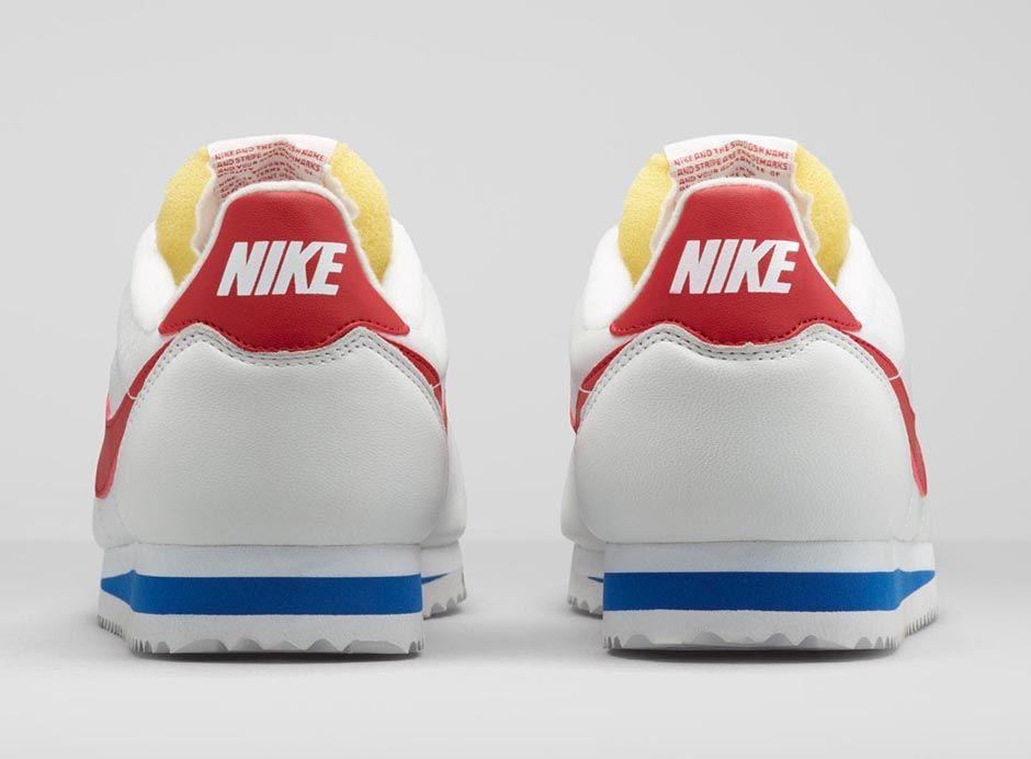 Nike Cortez OG 2015 White & Red (blanc et rouge)