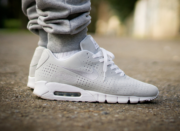 Nike Air Max 90 Current Moire White Black