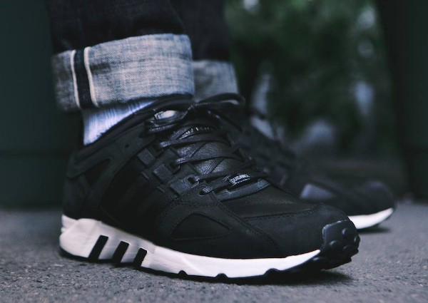 adidas Black EQT Shoes VIP adidas PT
