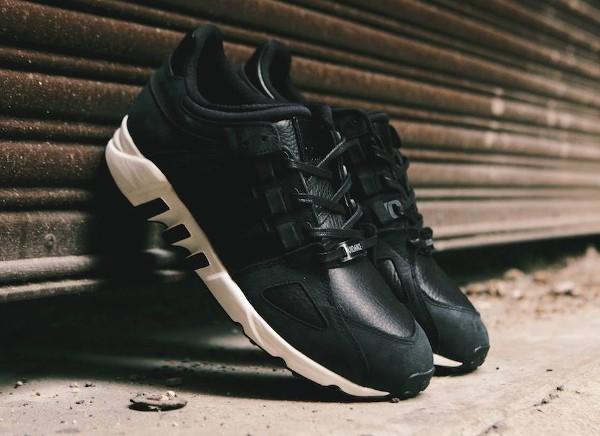 Adidas Eqt Noir Et Blanc
