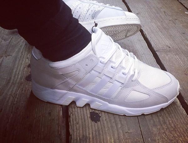 Adidas Eqt Running White