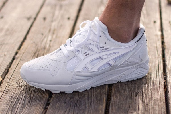 Asics Gel Kayano Trainer Black & White post image