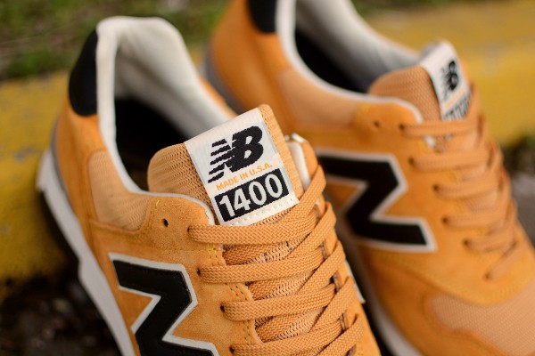 new balance moutarde