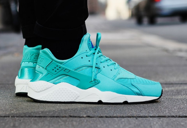 Nike Air Huarache Light Retro Turquoise (femme) (2)