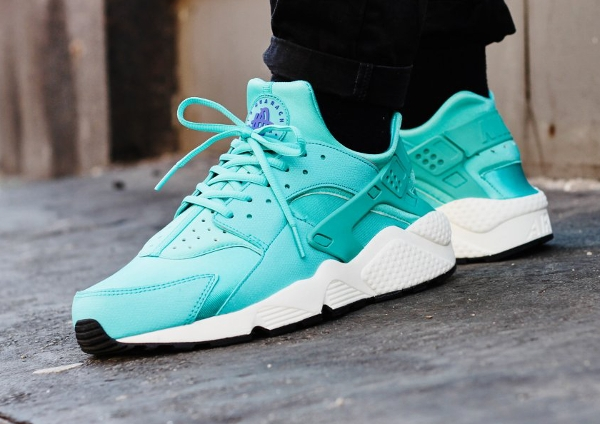 Nike Air Huarache Light Retro Turquoise (femme) (5)