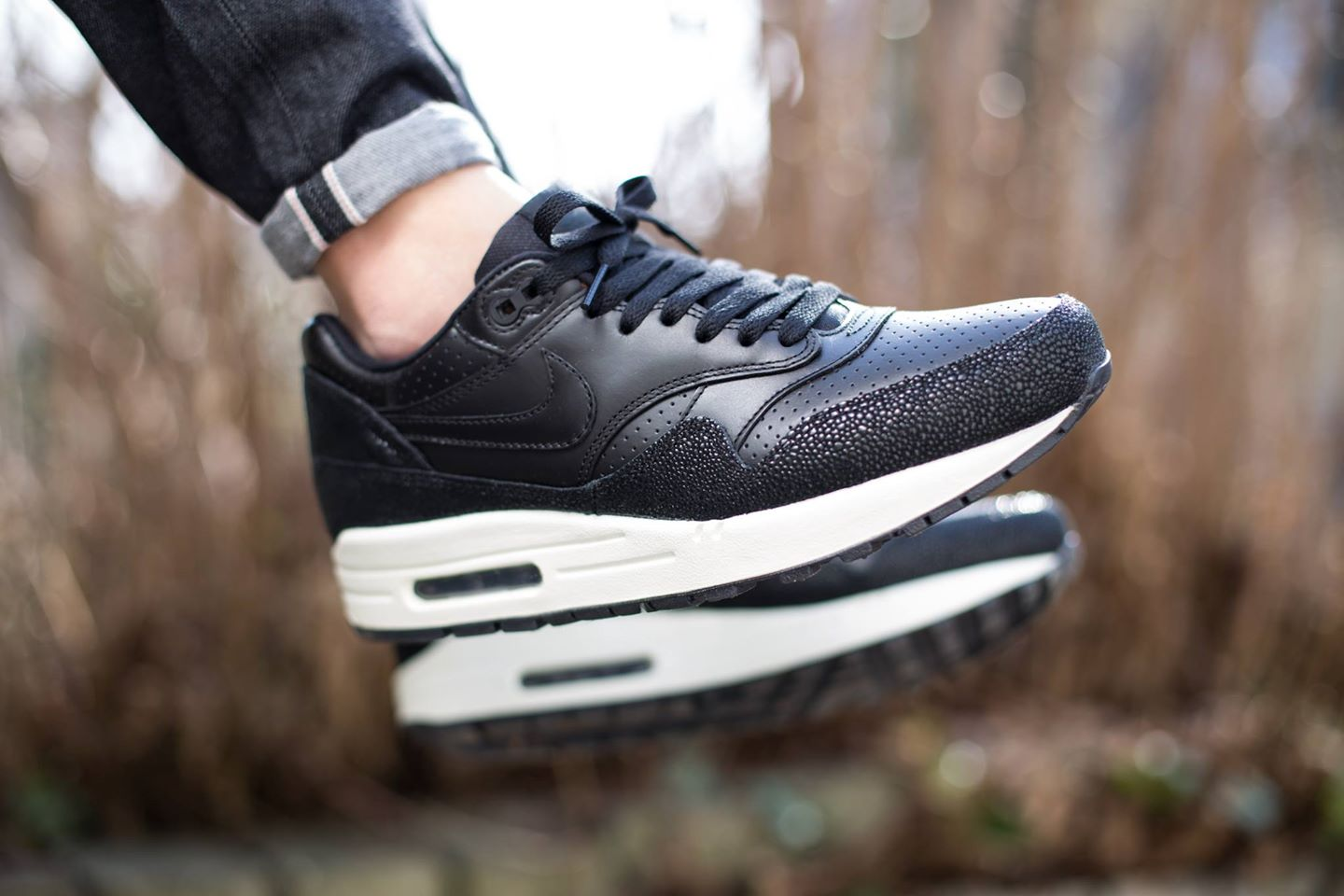 c22be75f88 ... greece nike air max 1 leather pa bf9b3 dd218
