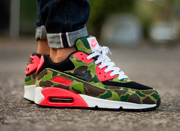 nike air max 90 duck camo price