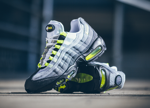 Nike Air Max 95 Neon 2015 'Patch'