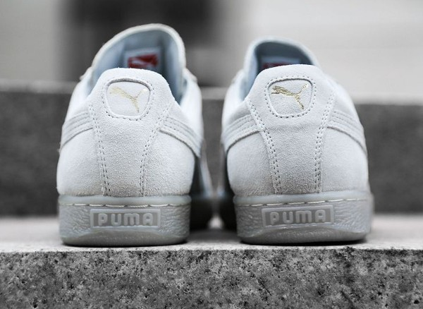 Puma Suede Classic Iced Grey