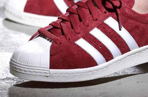 bzsje Où acheter les Adidas Superstar 80\'s DLX Suede ?