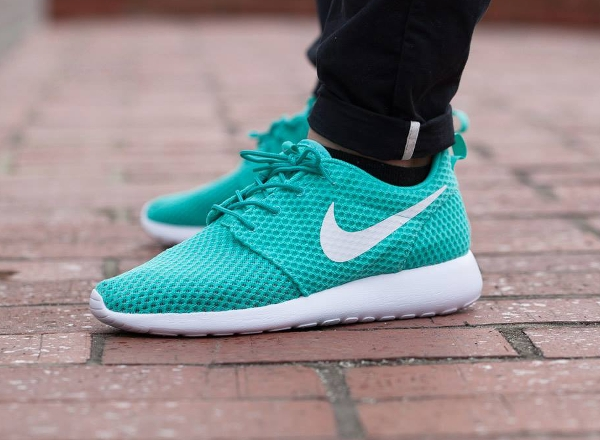 Nike Roshe Run Breathe Calypso White (turquoise) (5)